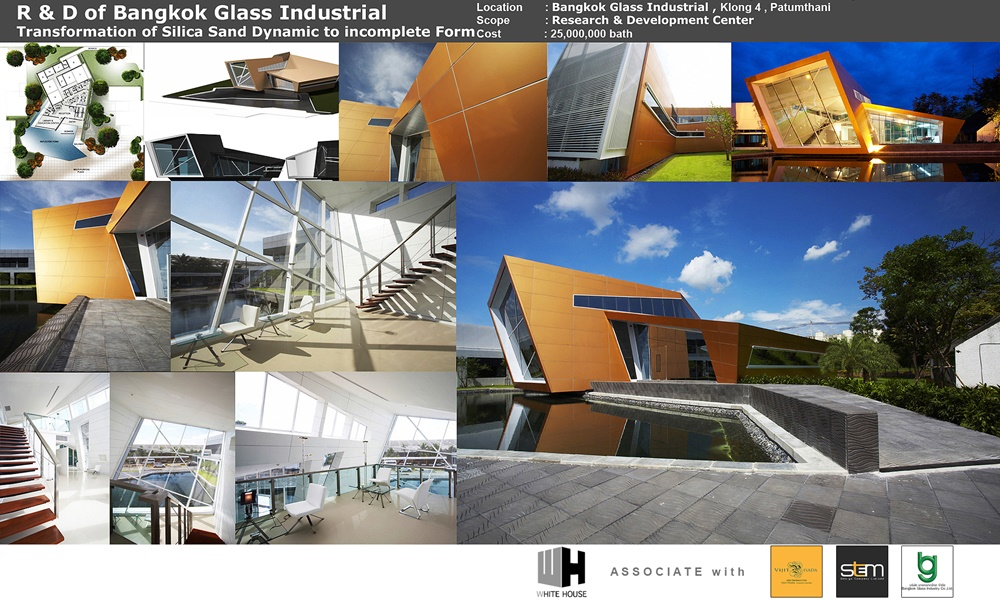 R&D of Bangkok Glass Industrial